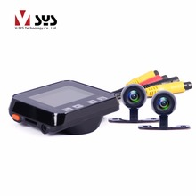 Vsys 2017 latest 2CH Motorcycle video camcorder with dual HD 720P waterproof camera hot sale in Singapore and Taiwan