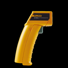 FLUKE 59 /F59 Portable handheld thermometer Infrared Thermometer for Non-contact temperature measurement  Mini Handheld Laser Th