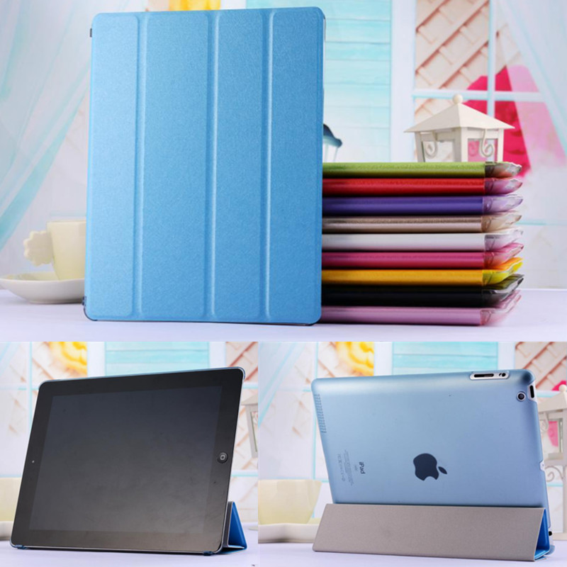 Wholesale  CSW4zhe Luxury Fashion Business Intelligent Sleep Flip Pu Leather Cases Smart Cover Stand For Ipad 2 3 4<br><br>Aliexpress