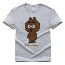 Envío libre brickleberry Steve Denzel Woody Malloy Ethel impresión original  de la manera estilo ocasional camiseta ba4f8764eb21e