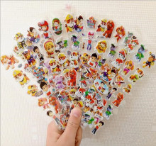 % 12 sheets/lot Paw Patrol for Children Dog patrol Pet Patrol Kids Stickers Toys Bubble stickers Teacher Lovely Reward Sticker(China)