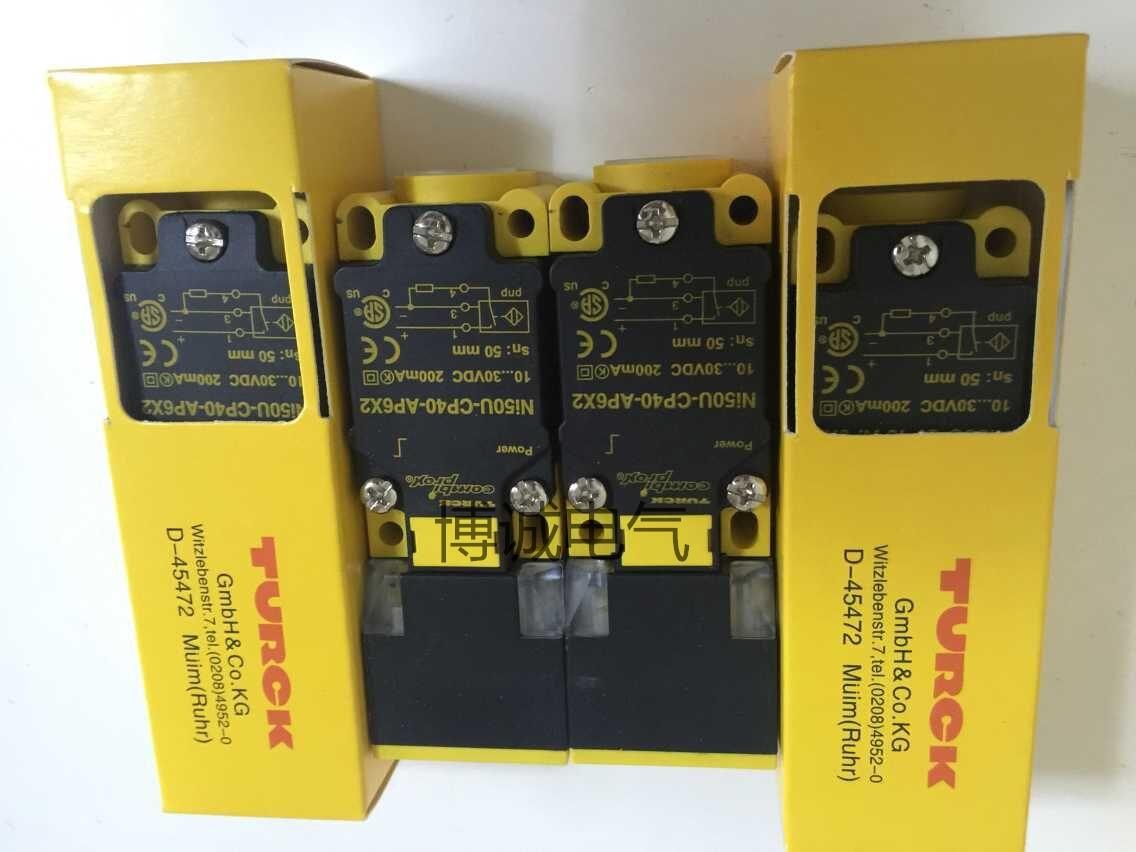 New original NI50U-CP40-AP6X2 Warranty For Two Year<br>