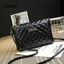 Hot Women Messenger Bag Quilted High Quality Leather Lady Bag Crossbody Handbags Women Fashion Brand Shoulder Bag Lady Gifts New