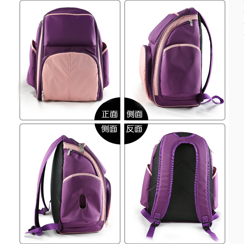 Bolsa De Mochila Maternidade,New Arrival Baby Diaper Bag Mummy Backpack for Travel,Mother Handbag Nappy Bags,Pink Baby Care Bag<br><br>Aliexpress