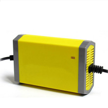 Hot High Quality 12V 20A Smart Sealed Lead Acid Rechargeable Battery Charger UPS Motorcycle/Car(China)