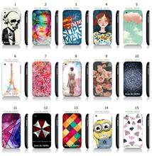 Hot 1pc Mobile Phone Case Minions Mandal Hybrid Design Protective White Hard Case For IPHONE 3 3GS