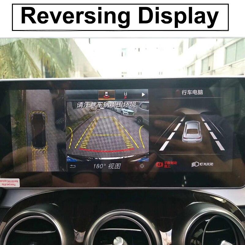 Liislee Car Multimedia Player NAVI For Mercedes-Benz MB GLC Class X253 C253 2015~ 2018 Car Radio Stereo GPS Navigation (9)