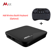 MECOOL M8S PRO Android 7.1 TV Box BT 4.1 2GHz ARM Cortex-A53 CPU 64bit 4K Full HD Amlogic S912 Set top Box Media Player PK X92(China)