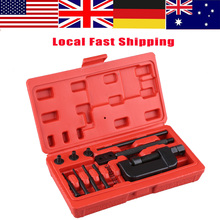 WALFRONT 13pcs/Box Chain Breaker Riveting Tool Kit Cutter Bike Motorcycle Cam Drive Chainbreaker Rivet Cutting Repair Tools Kit(China)