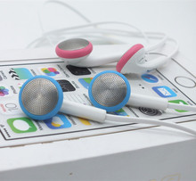 Noodles Headsets Earphones Like to listen to light music and popular music friends recommended to buy