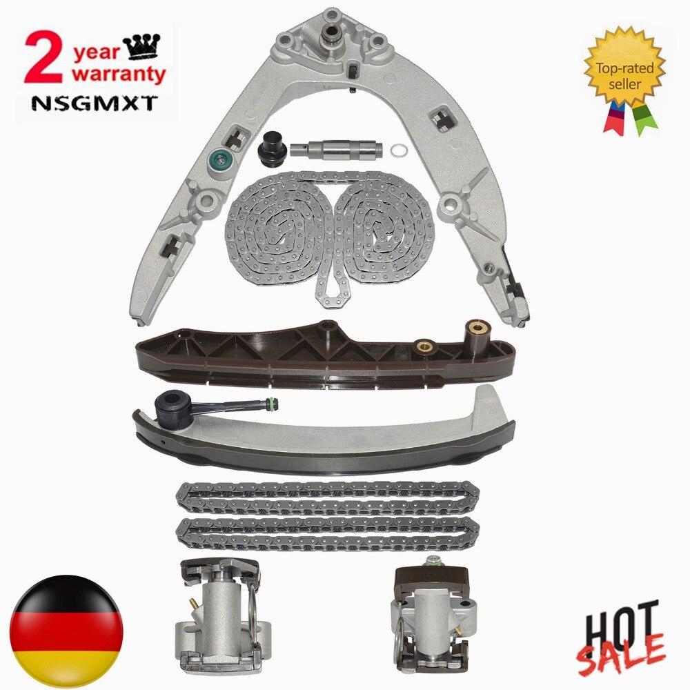 BMW E31 E32 E34 E38 E39 X5 Timing Chain Gasket Set OEM NEW