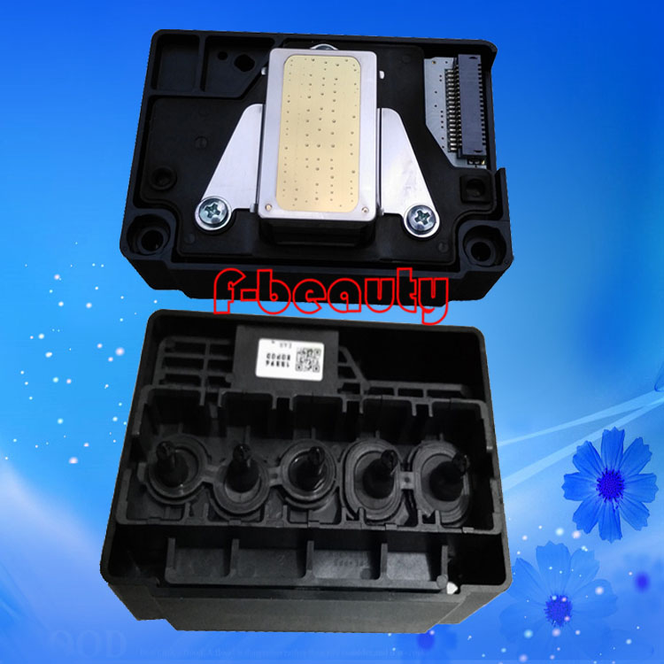 Original Teardown New F185000 Printhead For EPSON T1100 T1110 T110 L1300 T30 T33 C110 C120 ME1100 ME70 ME650 TX510 Print Head<br>