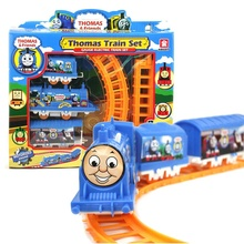 New Thomas and His Friends Anime Railway Trains Toy Great Kids Toys for Children Christmas Gifts