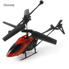 2017 Hot Sale RC 901 2CH Mini RC helicopter Radio Remote Control Aircraft Micro 2 Channel(China)
