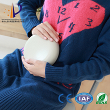 Wire heating ceramic disc keeping warm 5min charging 2-6 hours heat hand warmer natural heat massage design free shipping