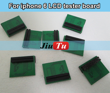 LCD Display Touch Screen Digitizer Tester Test Pcb Board for iPhone Repair Refurbish, For iPhone 4/4s 5G 5S 5C 6G 6 plus