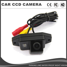 CCD Car Reverse Camera HD Rear View Camera for For Toyota Land Cruiser 120 2002-2009/Toyota Prado 2700 4000 Backup Parking Camer(China)