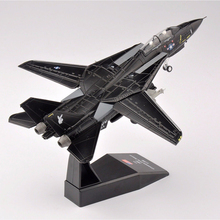 1/100 USA 2003 Grumman F14A Tomcat Fighter Model Alloy Diecast Aircraft Airplane Toy for Collections(China)