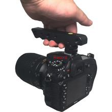Universal Cold/Hot Shoe Handle Grip Max. Load 3KG for Low Angle Shooting DSLR Camera Canon, Nikon, Sony, Pentax, Fuji(China)
