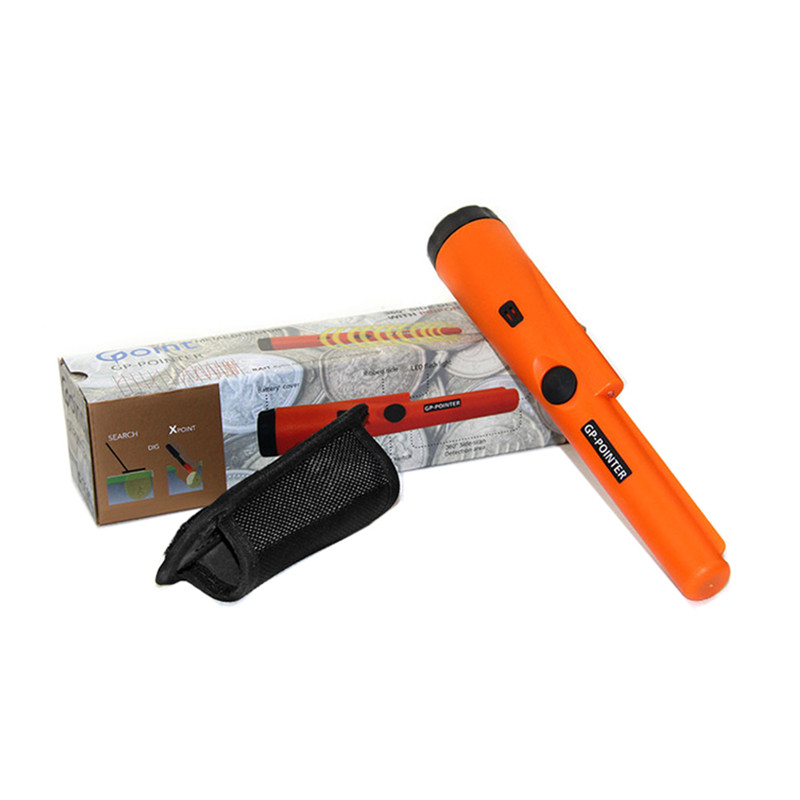 Mini pro pointer Hand held metal detector ,Mini Portable propinter price, security full body scanner Wand GP-Pointer<br>