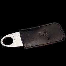 High quality Cigar Cutter 304 Stainless steel Cigar knife New cigar tools with Leather Case