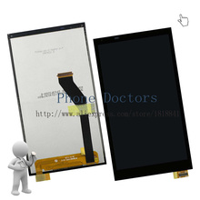 5.5'' Full LCD DIsplay + Touch Screen Digitizer Assembly For HTC Desire 820 D820t D820u / D820w / D820n ; Black ; New ; RUSSIA
