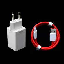 Original for Oneplus 3 Type C Dash Charge Cable + 5V 4A US EU Fast Charging Adapter For OnePlus Three A3000 OnePlus 3T/ 5 A5000