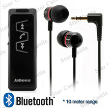 Jabees IS901 V3.0 In- ear Wireless Bluetooth Stereo Headphones Bluetooth Earbuds  Music Sport Earphone For Samsung HTC