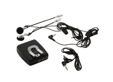 Motorcycle interphone helmet heaset for driver and passenger/front and back interphone ,MP3 audio, wired intercom call
