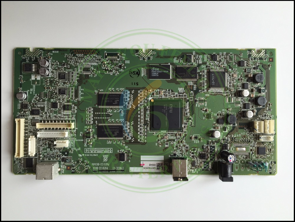 PA03540-K918 Control PCA L mainboard main board mother board motherboard formatter board for Fujitsu fi-6130 fi6130 6130<br>