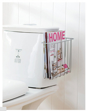 Storage rack finishing frame toilet rack wall magazine rack magazine shelf SH19101113