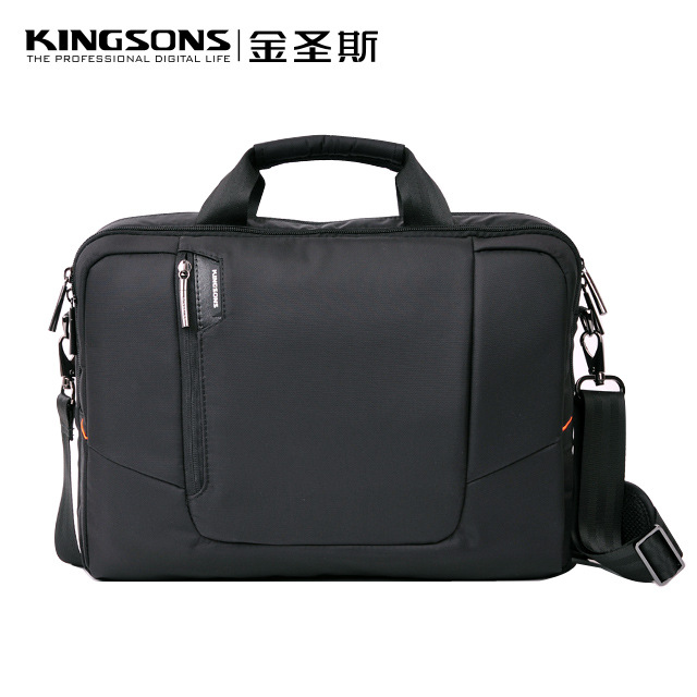 Kingsons high-end business mens laptop bag 15.6 inch 14 inch Laptop Bag<br>