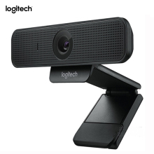 Original Logitech C925e Full HD Webcam Web Cam Usb for Laptop 1080p 30fps Camera USB 2.0 video Webcam Built-in Micphone(China)