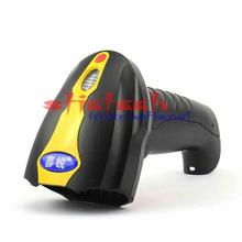 by dhl or ems 10pcs Portable Wireless Barcode Scanner bar Code Reader 2.4G 10m Wireless/ USB Wired Laser Barcode Scanners(China)