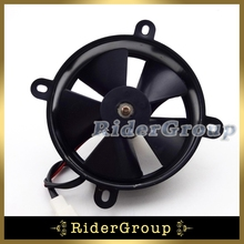 Electric Radiator Thermal Cooling Fan For Chinese 200cc 250cc 4 Wheeler Quad ATV Go Kart Dirt Pit Motor Bike UTV Motorcycle