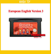 50pcs/lot Red ! 32 Bit Video Game Cartridge Console Card Mother Series English Language Edition(China)
