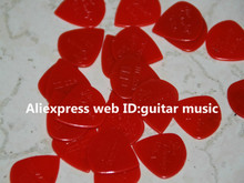 Free Shipping 72 piece Guitar Picks Jazz III picks RED Guitar Picks From China Best