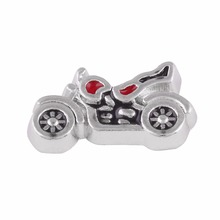Floating charms Harley motorbikes,extreme sport charms,punk charm for floating locket(China)