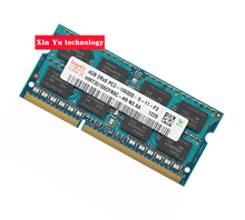 Lifetime warranty For hynix DDR3 4GB 8GB 1333MHz PC3-10600S Original authentic DDR 3 4G notebook memory Laptop RAM 204PIN SODIMM(China)