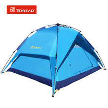 Toread  Outdoor Tent Camping Man Double Full Automatic Family High Quality Hot Sale TEDC90663