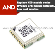 SIMCOM SIM28ML,lowest cost gps module,mtk module,replace UBLOX NEO series,SIM28ML module 1pc