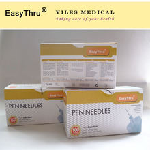 2016 32G(0.23*4)mm 200 pcs(2box) Insulin pen needle for Diabetes Can be stored in the Insulin Diabetic Cooling box
