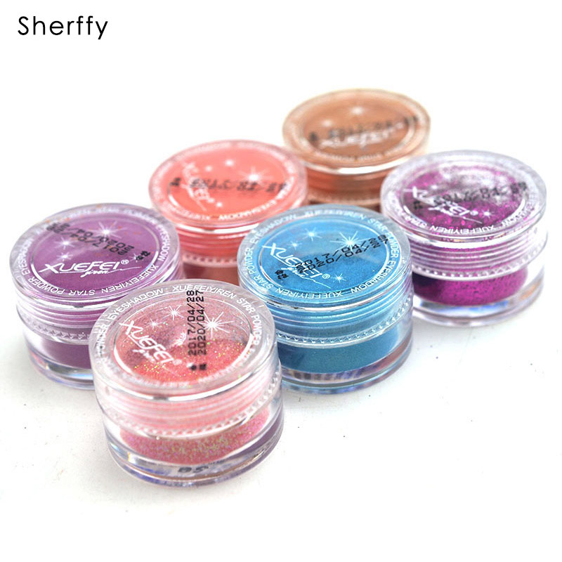 20 Colors Eye Shadow Makeup Powder Naked Pigment Mineral Shimmer Matt Shadows Make Up Highlighters Brightens Brands Eyeshadow (3)
