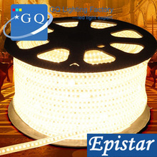40m/lot 3014 LED strip light 120leds/m white/warm LED string Waterproof 220v 230v 240v Instead of 5050 led strip 5630 led strip