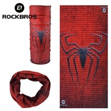 ROCKBROS Seamless Outdoor Sports Scarf Headwear Bicycle Motorcycle Bandana Headband Bicycle Equipment Cycling Turban Head Scarf(China)