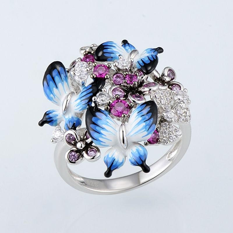 R308560ENASK925-Silver Ring-