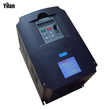 VFD 5.5kw Frequency inverter/converter 220V input 380v output 400HZ Engraving machine uuivertor special for spindle motor(China)