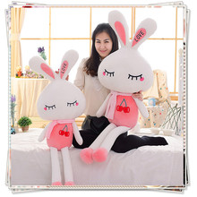 Fluffy bunny stitch plush licorne kawaii plush ty plush toys and stuffed animals spongebob soft toys  valentine's day present