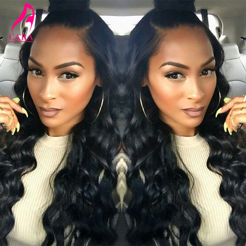 Pre Plucked 360 Lace Virgin Hair 7A Peruvian Loose Wave Lace Frontal 360 Ear To Ear Lace Frontal Closure With Natural Hairline<br><br>Aliexpress