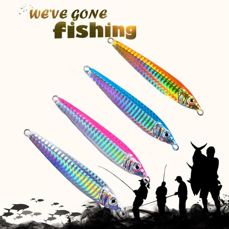 Sea Fishing Iron Sheet Fishing Lure 2